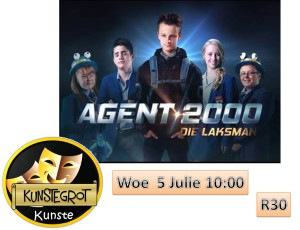 Agent 2000